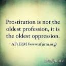 Prostituzione: la più antica forma di sfruttamento delle donne